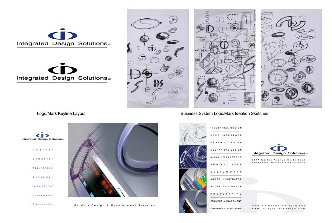 Integrated-Design-Solutions-Logo-Development